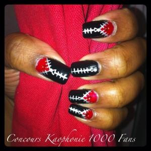 Dolce Vita nails