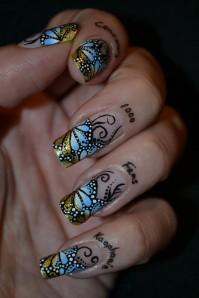 kakine Nail Art
